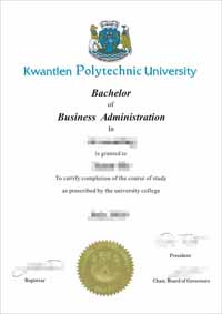 Buy a University of Kwantlen Polytechnic diploma certificate.