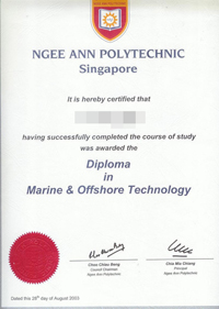 Buy degree.buy a fake Ngee Ann Polytechnic- Singapore diploma.