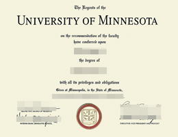 Welcome to buy University of Minnesota fake diploma from us. buy diploma.