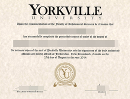 I like to buy Yorkville university diploma - 2014. buy Yorkville university degree.