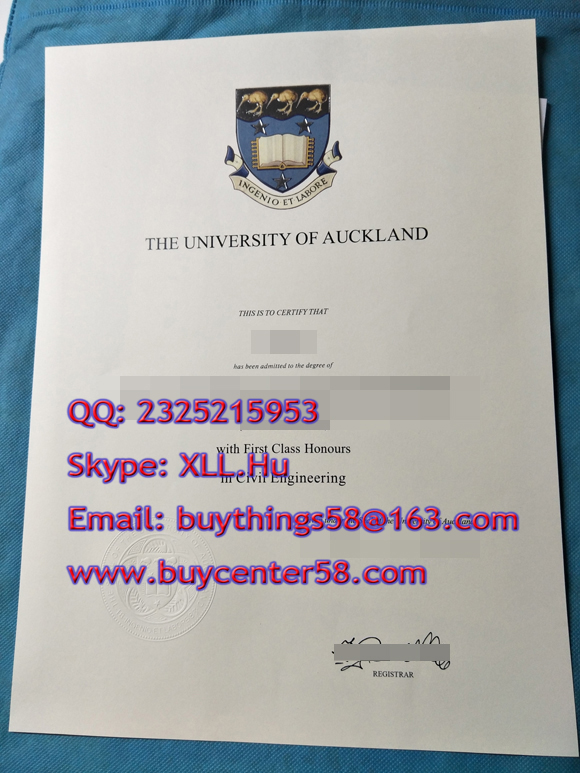 buy the university of auckland diploma